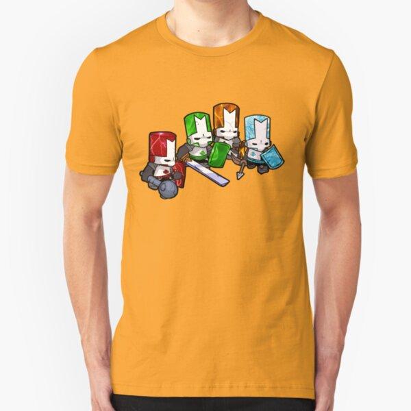 Castle Crashers - The Elements Slim Fit T-Shirt