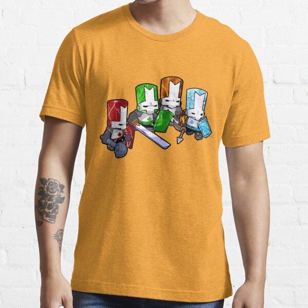 Castle Crashers - The Elements Essential T-Shirt