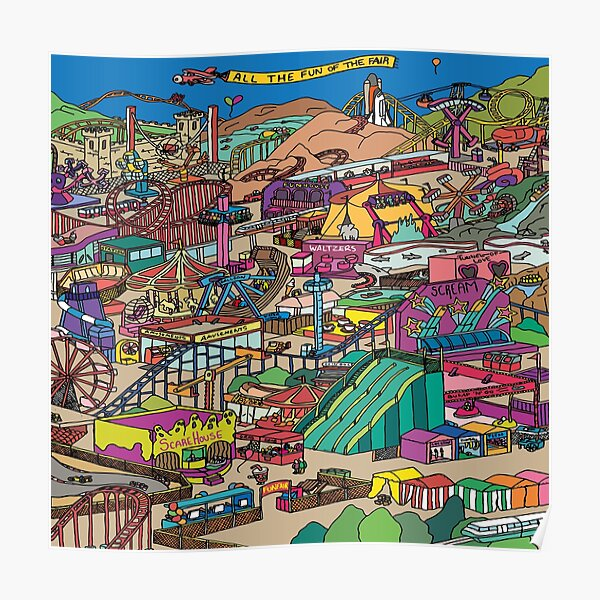 All the fun of the fair  Poster