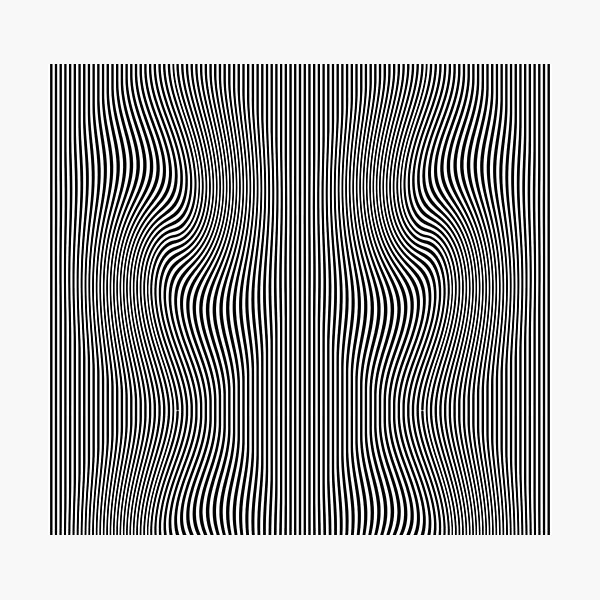monochrome, parallel, abstract, pattern, design, art, vertical, gray, black and white, black color, textured, backgrounds Photographic Print