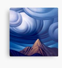Imagination Peak Metal Print