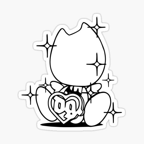 Bladee Drain Baby  Sticker