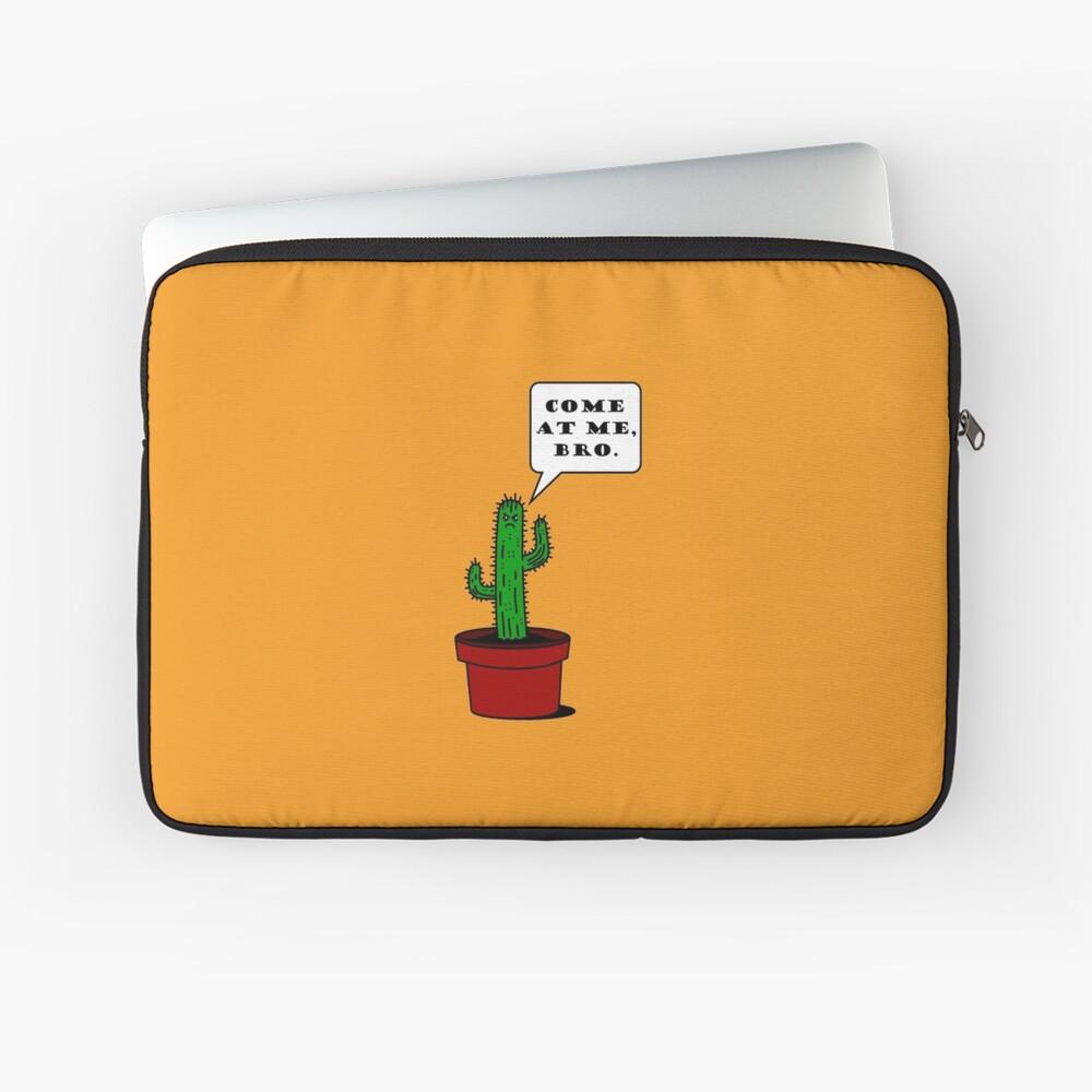 Komm zu mir, Bro! (Cactus Edition) Laptoptasche