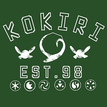 Kokiri Since by CrashBdesigN