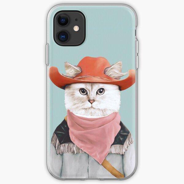 Rodeo Cat iPhone Soft Case