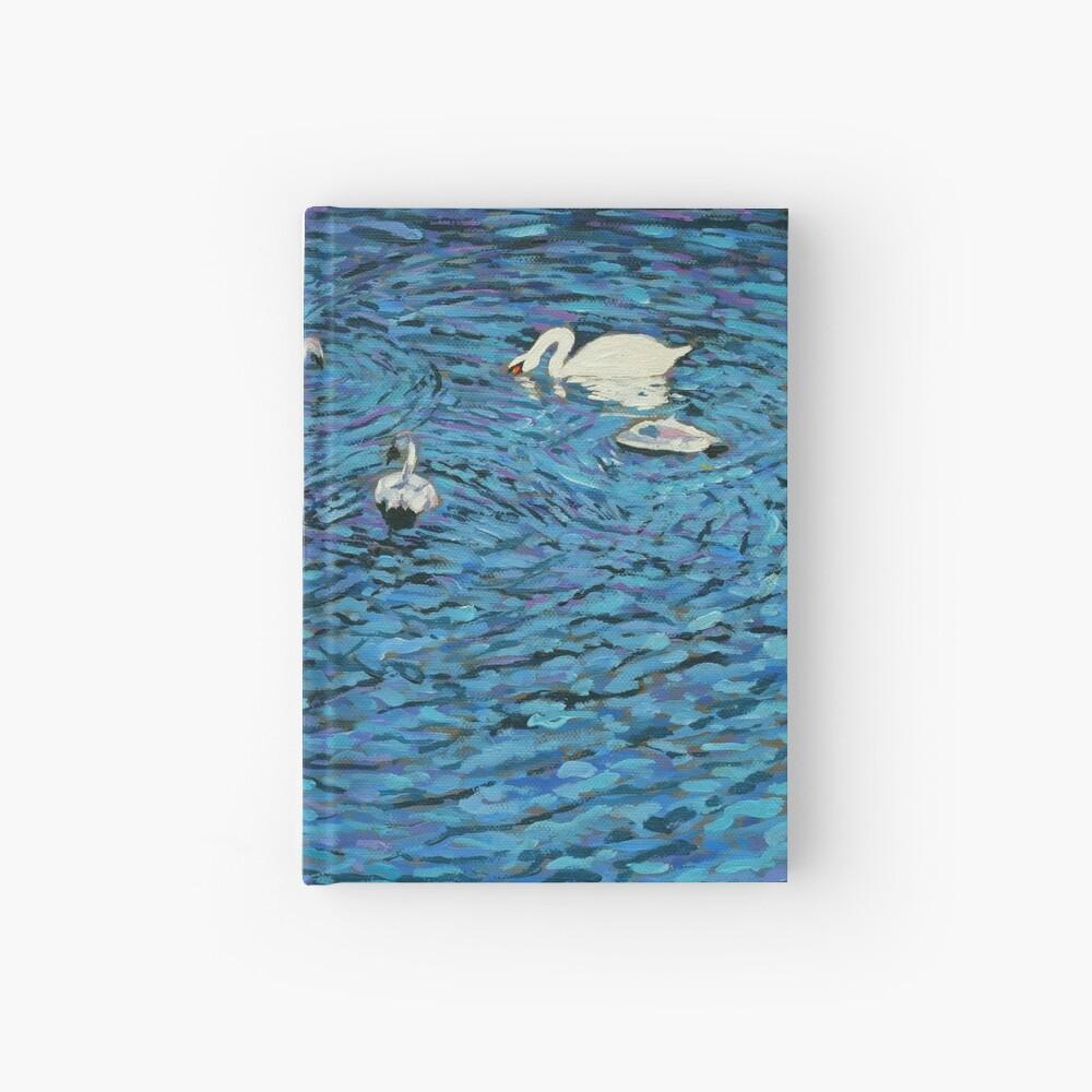 Swan Family Hardcover Journal