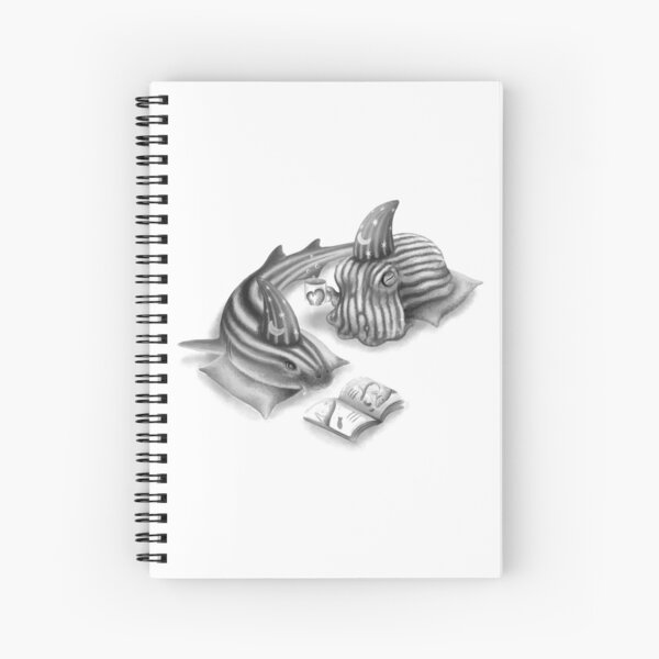 Pajama Party! Spiral Notebook