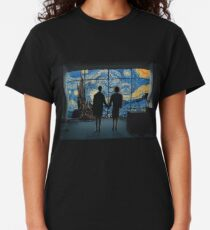 Fight Club Van Gogh Classic T-Shirt
