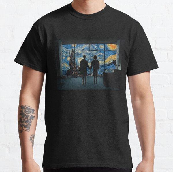 Fight Club Van Gogh T-shirt classique