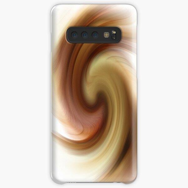 Brown Samsung Galaxy Snap Case