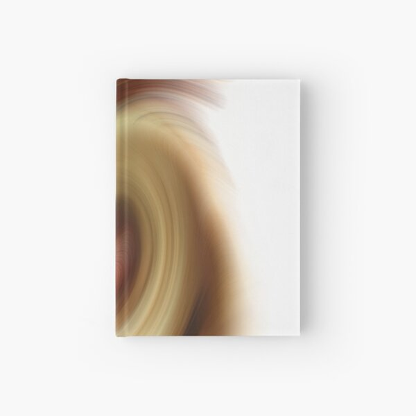 Brown Hardcover Journal
