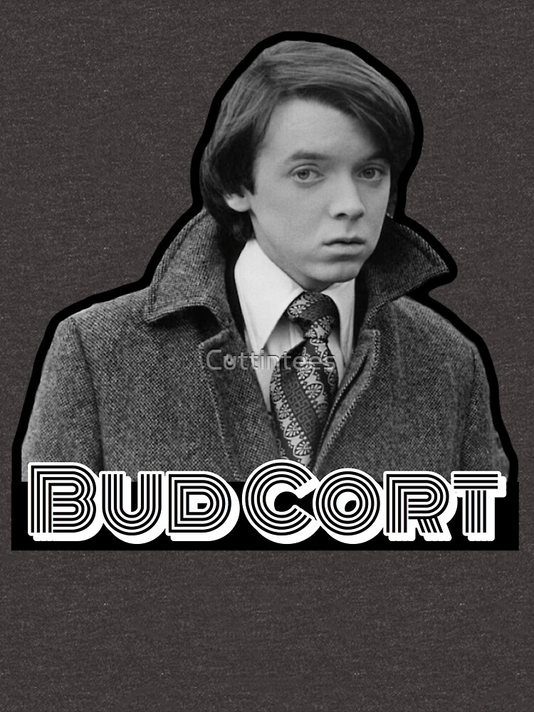 Actor series: Bud Cort of Harold and Maude by Cuttintees