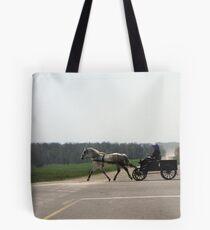 Full Trot Tote Bag