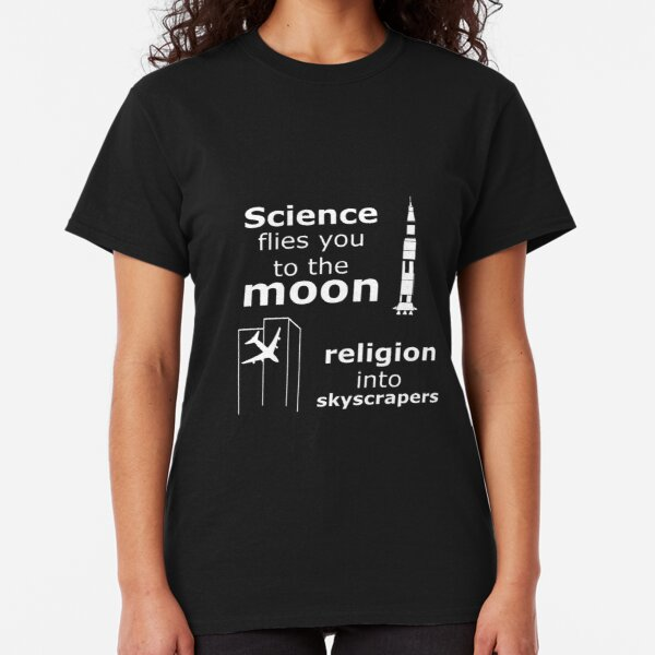 Science Vs Religion V1 Classic T-Shirt