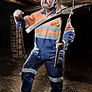A Miner Incident! by Mick Smith