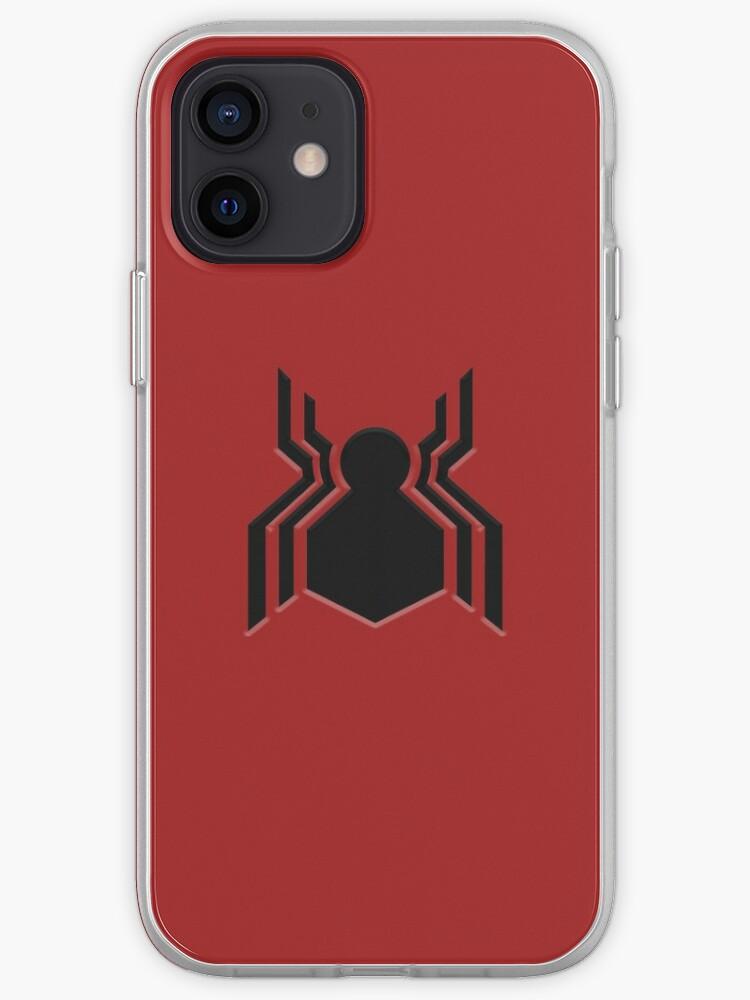 spiderman coque iphone 12