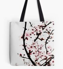 Spring blossom branches Tote Bag