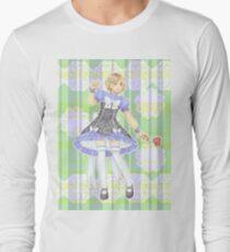 Kenma Kozume in Wonderland Long Sleeve T-Shirt