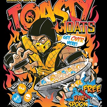 Toasty Oats by harebrained