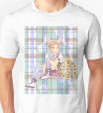Yaku Morinosuke White Rabbit Unisex T-Shirt