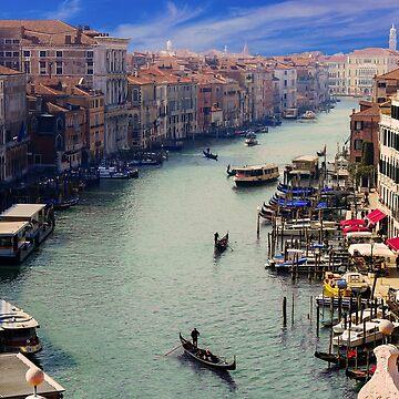 Venice Italy by EdmondHoggeJr
