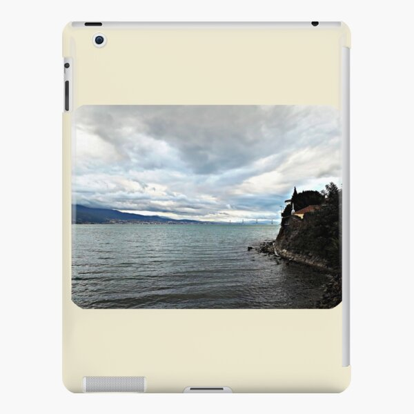 cloudy evening iPad Snap Case