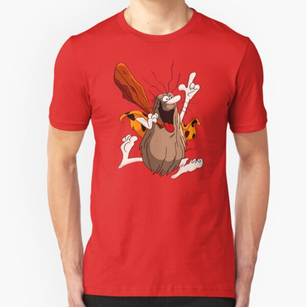 Captain Caveman Slim Fit T-Shirt