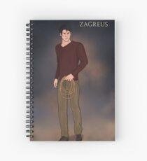 Zagreus - Brandywine Investigations Spiral Notebook