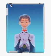 Evangelion - Shinji Ikari iPad Case/Skin