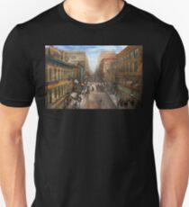 City - Kansas City MO - Petticoat Lane 1906 Unisex T-Shirt