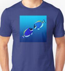 Surgeon fishes Unisex T-Shirt