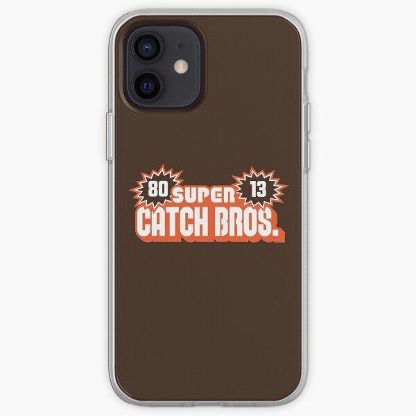 Super Catch Bros 3 iPhone Soft Case