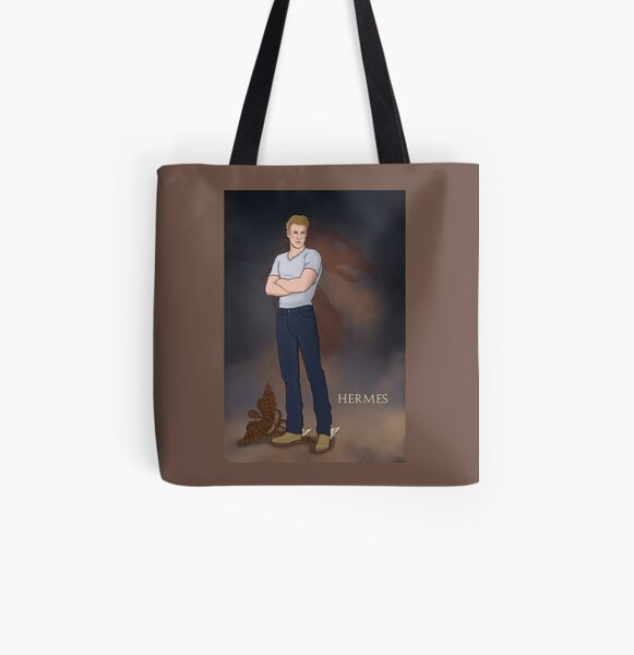 Hermes - Brandywine Investigations All Over Print Tote Bag