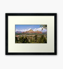 Sedona, Arizona Framed Print