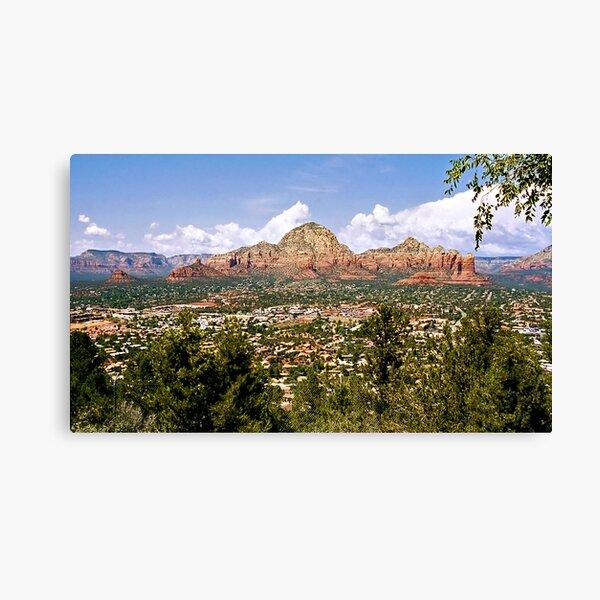 Sedona, Arizona Canvas Print