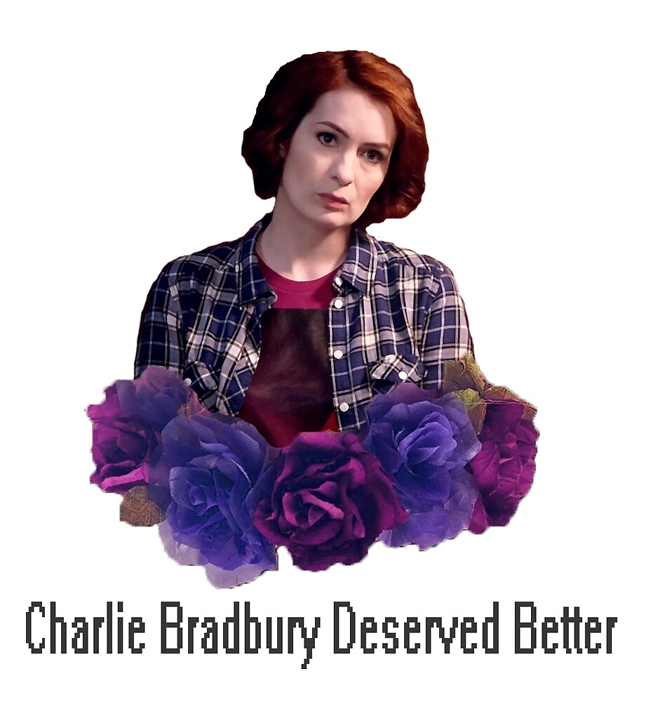 Charlie Bradbury Deserved Better by PianoThing