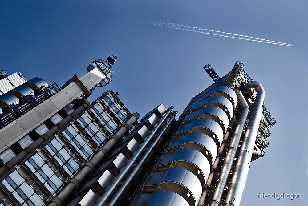 Lloyds Building by friendlydragon