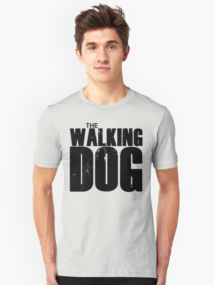 The Walking Dog Parody T Shirt Unisex T-Shirt Front