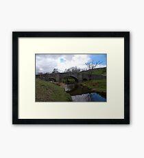Bridge at Semerwater - Yorks Dales. Framed Print