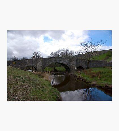 Bridge at Semerwater - Yorks Dales. Photographic Print