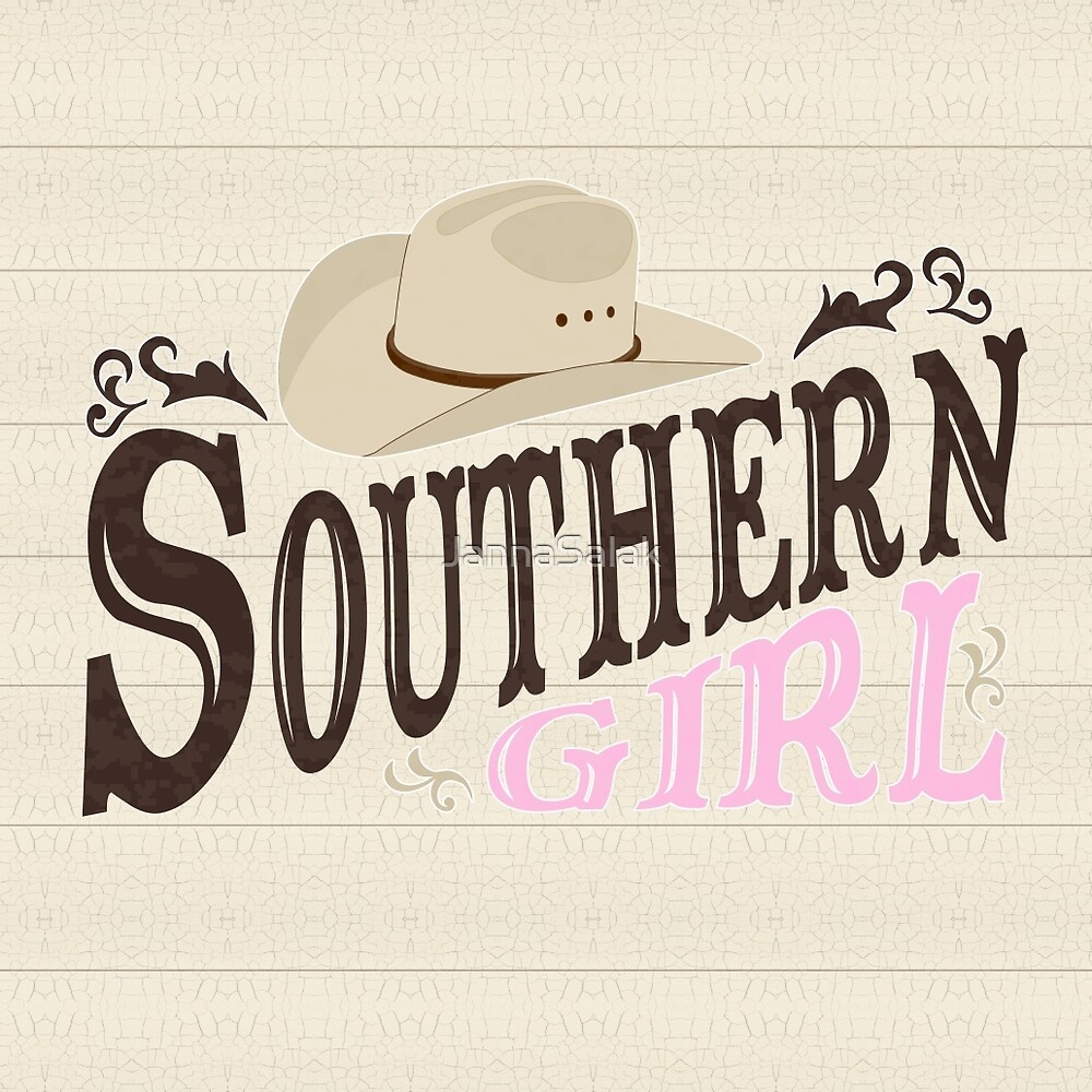 Southern Girl by JannaSalak