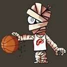 Lebron Mummy by fastpaolo