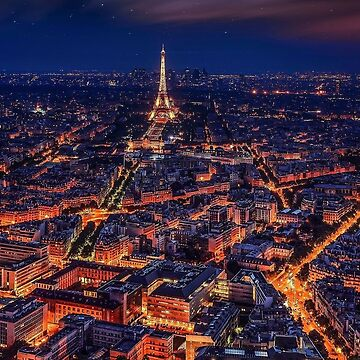Paris France by EdmondHoggeJr