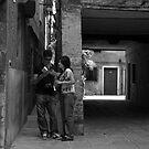 LOST IN VENICE by June Ferrol