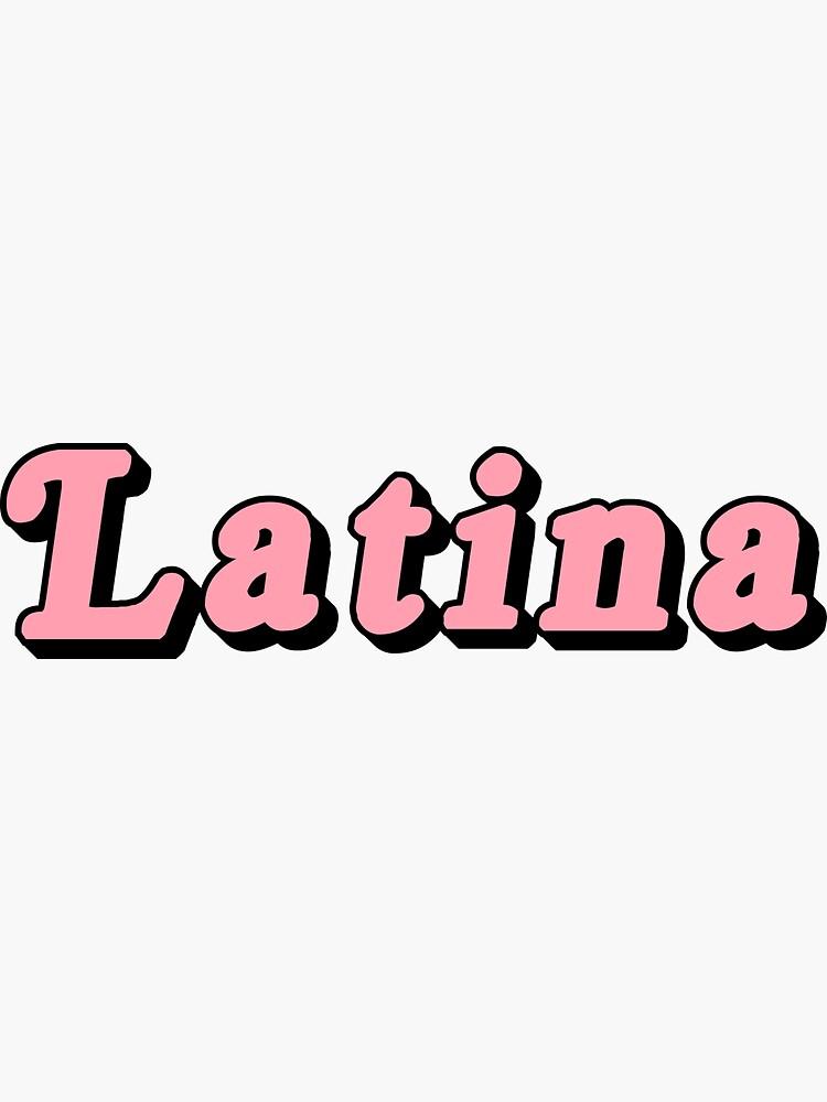 Latina by ColdestEver