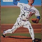 460 - Mike Morgan by Foob's Baseball Cards