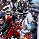 Vintage Motorcycles by friendlydragon