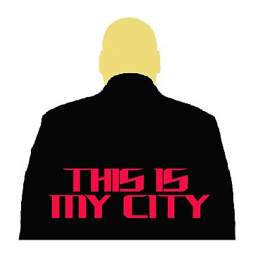 This Is My City - Wilson Fisk by smprintsandmore