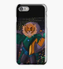 Chief Narsingh as the Universe protector iPhone Case/Skin