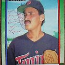 461 - German Gonzalez by Foob's Baseball Cards
